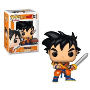 Dragon Ball Z Young Gohan with Sword EXC Funko Pop! Vinyl