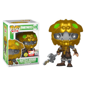 Fortnite Battle Hound E3 2019 EXC Funko Pop! Vinyl