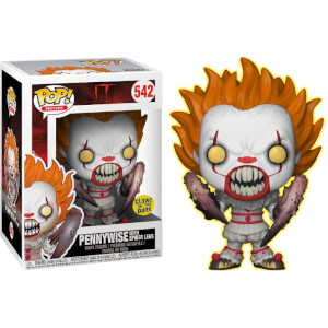 IT Pennywise Spider Legs GITD EXC Funko Pop! Vinyl