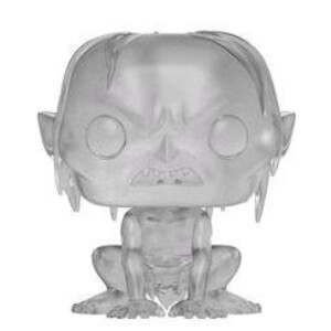 Lord of the Rings Gollum Invisible EXC Pop! Vinyl Figure