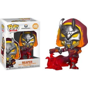 Overwatch Reaper Hell Fire EXC Pop! Vinyl Figure