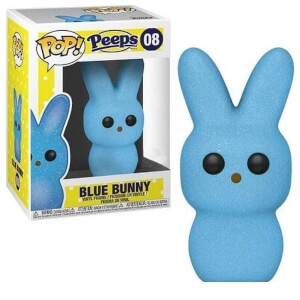 Peeps Blue Bunny EXC Pop! Vinyl Figure