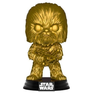 Star Wars - Chewbacca GD MT EXC Funko Pop! Vinyl