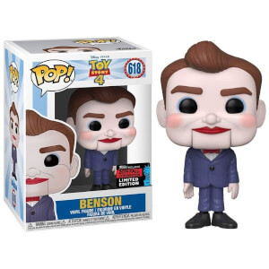 Toy Story 4 Benson NYCC 2019 EXC Pop! Vinyl Figure