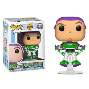 Toy Story 4 Buzz Lightyear Floating EXC Pop! Vinyl Figure