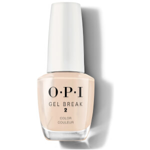 OPI Gel Break Sheer Barely Beige 15ml