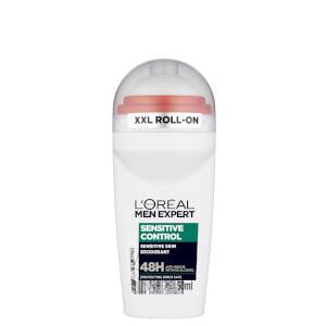 L'Oreal Men Expert Sensitive Control 48H Roll On Anti-Perspirant Deodorant 50ml