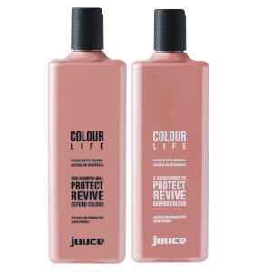 Juuce Colour life Travel Friends Duo 2 x 100ml (Worth $29.90)