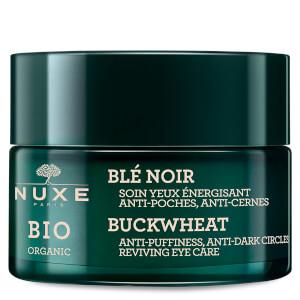NUXE Organic Anti-Puffiness, Anti-Dark Circles Reviving Eye Care 15ml