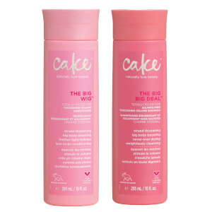 Cake Thickening Volume Shampoo and Conditioner (2 x 295ml)