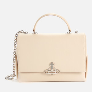 Vivienne Westwood Women's Windsor Cross Body Bag - Beige