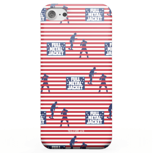 Full Metal Jacket American Stripes Phonecase Phone Case for iPhone and Android