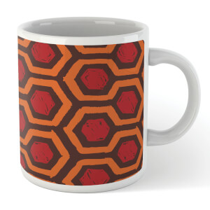 The Shining Overlook Carpet Mug
