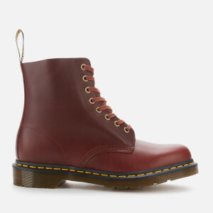 Dr. Martens Men's 1460 Pascal Classico Leather 8-Eye Boots - Brown