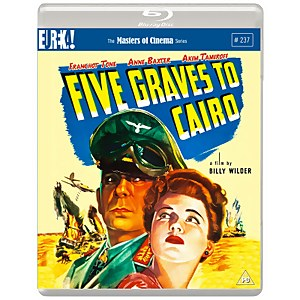 Five Graves to Cairo (Masters of Cinema)