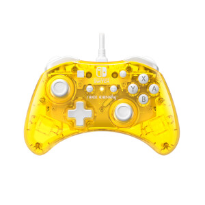 Nintendo Switch Mini Controller (Wired) - Yellow