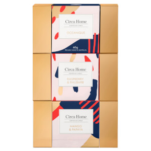 Circa Home Mini Candle Trio Bon Bon (3 x 60g)