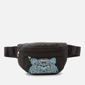 KENZO Men's Kampus Canvas Belt Bag - Black