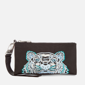 KENZO Men's Kampus Canvas Pouch Wallet - Black
