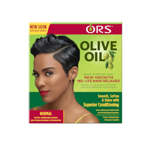 ORS Olive Oil New Growth No-Lye Hair Relaxer