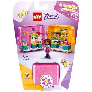 LEGO Friends: Andrea's Shopping Play Cube (41405)