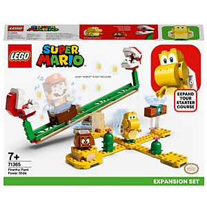 LEGO® Super Mario™: Ensemble d'Extension La balance de la Plante Piranha (71365)