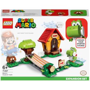 LEGO Super Mario: Mario's House and Yoshi (71367)