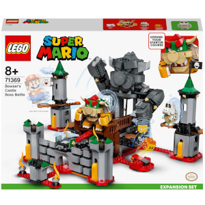 LEGO Super Mario: Bowser's Castle Boss Battle (71369)
