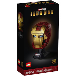 LEGO® Marvel: Iron Mans Helm (76165)