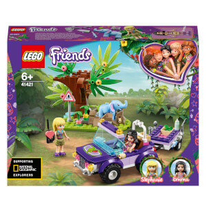 LEGO Friends: Baby Elephant Jungle Rescue (41421)