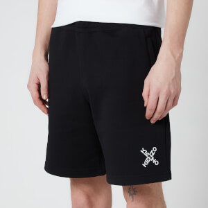 KENZO Men's Sport X Shorts - Black