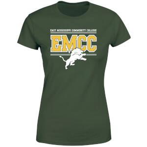 EMCC Green Tee Women's T-Shirt - Forest Green