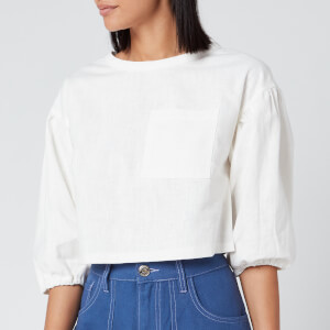 L.F Markey Women's Fabian Top - Off White