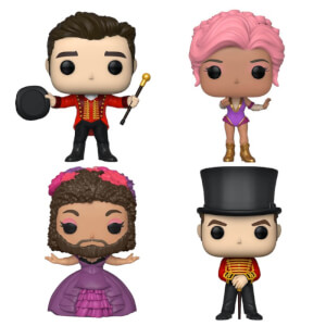 The Greatest Showman Pop! Vinyl - Funko Pop! Collection