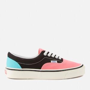 Vans Anaheim Era 95 DX Trainers - Pink/Black/Aqua
