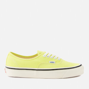 Vans Anaheim Authentic 44 Dx Trainers - Yellow Neon