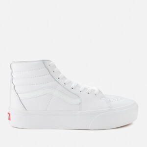 Vans Sk8-Hi Platform 2 Trainers - True White