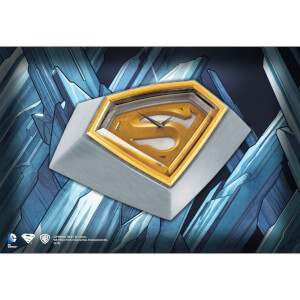 DC Comics Superman Returns Desk Clock