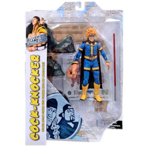 Diamond Select Jay and Silent Bob Strike Back Cock-Knocker Action Figure