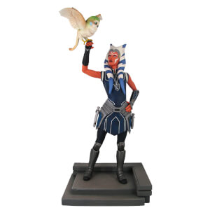 Diamond Select Star Wars Premier Collection Clone Wars Ahsoka Statue