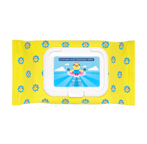 TONYMOLY x Minions Soothing Aloe Cleansing Wipes 120g
