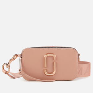 Marc Jacobs Women's Snapshot DTM Cross Body Bag - Sunkissed
