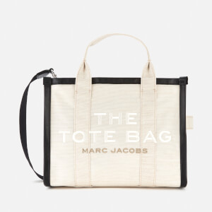Marc Jacobs Women's Small Traveller Tote Bag - Natural