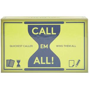 Call Em All Game