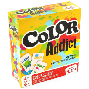 Colour Addict Card Game