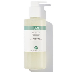 REN Oat and Bay Conditioning Shampoo 300ml
