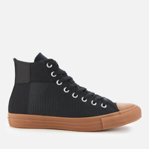 Converse Men's Chuck Taylor All Star Hi-Top Trainers - Black/Black/Honey