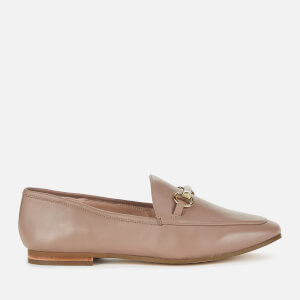 Dune Women's Guiltt 2 Leather Loafers - Taupe