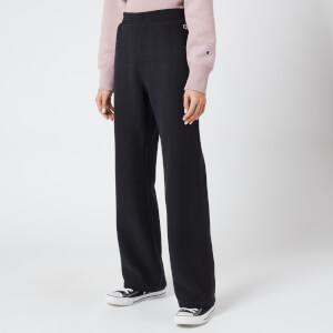 Champion Women's Straight Pants - Black