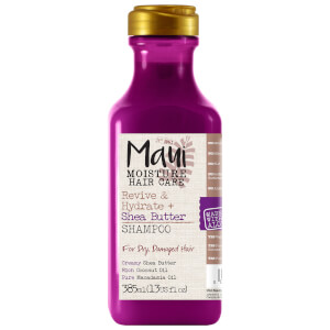 Maui Moisture Revive and Hydrate+ Shea Butter Shampoo 385ml